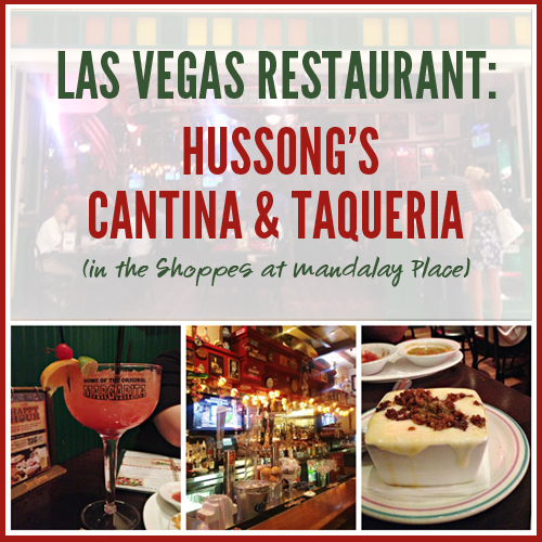 Las Vegas Restaurant: Hussong's Cantina and Taqueria (in The Shoppes at Mandalay Place)
