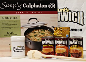 GIVEAWAY: #Manwich Weekend Meal Prize Pack