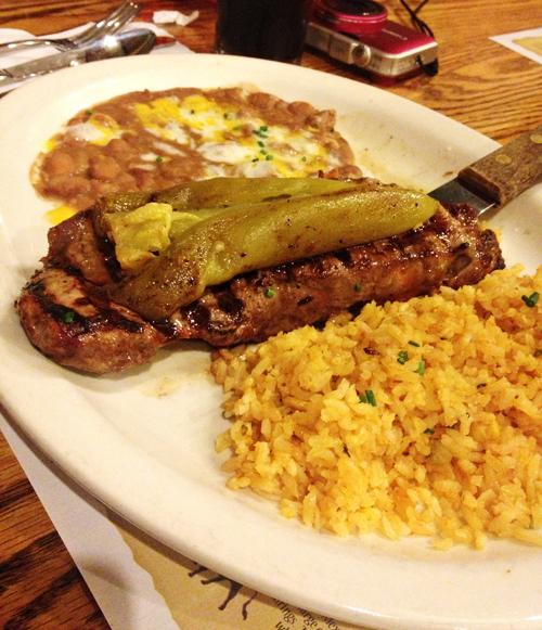 The Amigo Spot - Steak