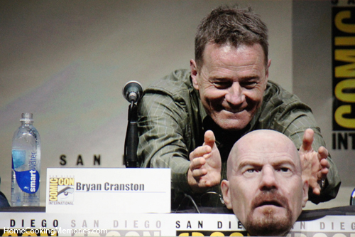 Breaking Bad - Bryan Cranston (aka Walter White, aka Heisenburg)