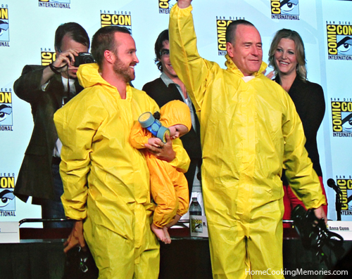 Breaking Bad - San Diego Comic-Con 2012