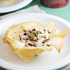 Easy Cannoli Cups Dessert Recipe