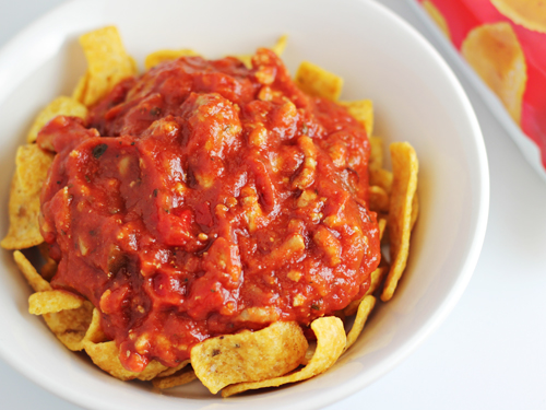 Frito Ole - Meat Sauce