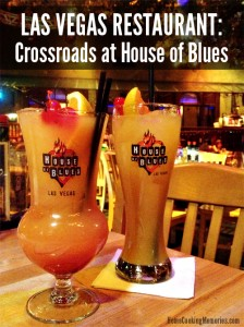 Las Vegas Restaurant: Crossroads at House of Blues