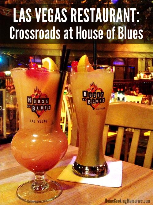 Las Vegas Restaurant - Crossroads at House of Blues