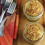 Mini Chicken Pot Pies in a Jar