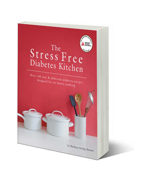 The Stress Free Diabetes Kitchen Cookbook