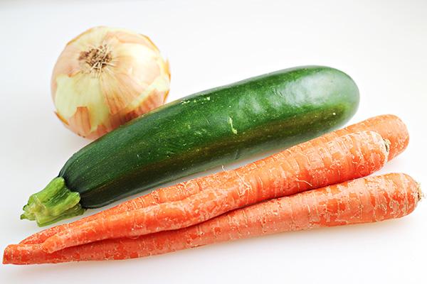 Vegetables for Veggie Chili Recipe