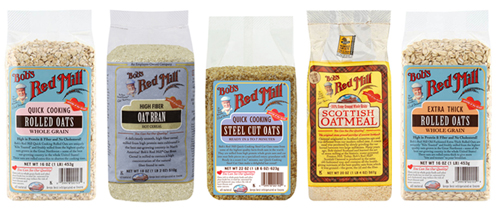 Bob's Red Mill Oats