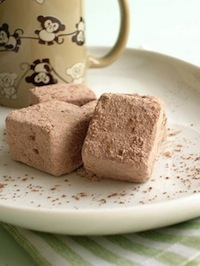 Chocolate Marshmallows by The Culinary Life