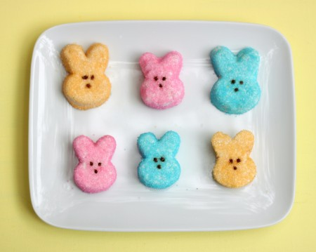 Homemade Marshmallow Peeps by 52 Kitchen Adventures