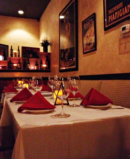 Las Vegas Restaurant: Mezzo Bistro & Wine