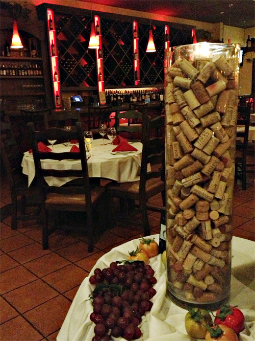 Las Vegas Restaurant: Mezzo Bistro Italiano and Wine Bar ...
