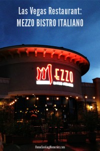 Las Vegas Restaurant: Mezzo Bistro Italiano and Wine Bar