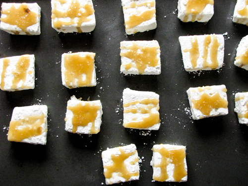 Salted Butterscotch Marshmallows by Omeletta
