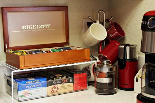 Tea and Coffee Station 2