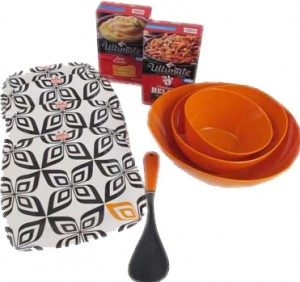 Giveaway! Ultimate Betty Crocker Prize Pack