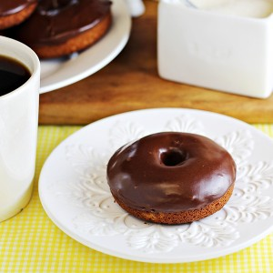 Homemade Baked Kahlúa Donuts Recipe