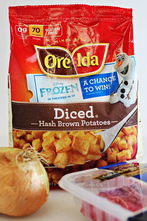 Beef and Potato Tacos #OreIdaHashBrn #shop #cbias