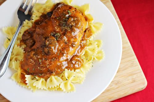 Campbells Skillet Sauces - Chicken Marsala 1