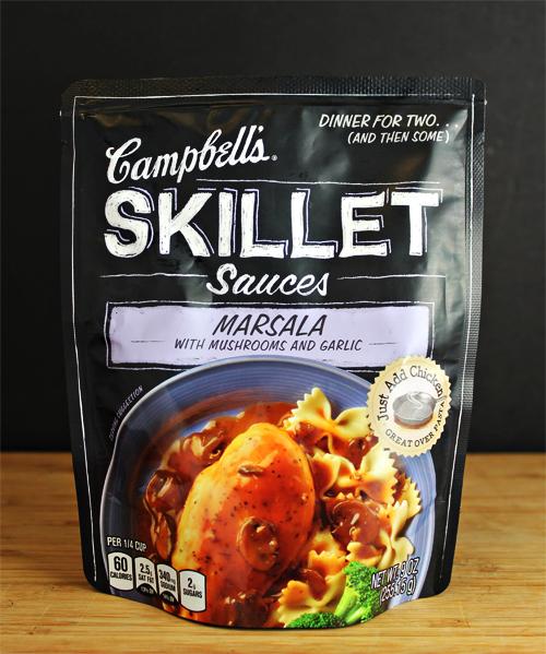 Campbells Skillet Sauces - Marsala 1