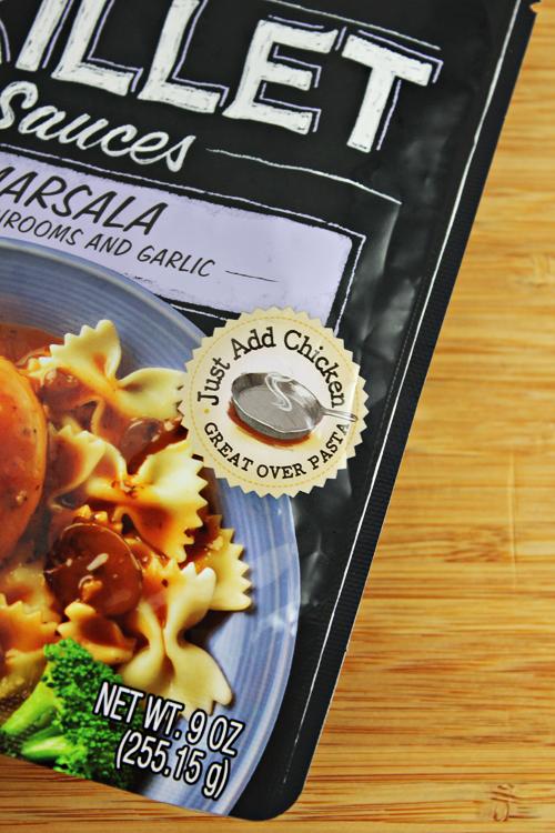 Campbells Skillet Sauces - Marsala 12