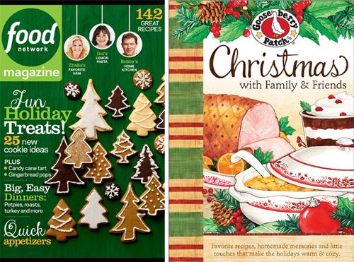 Food Magazines and Cookbooks #shop