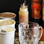 Kahlua Coffee Float Bar