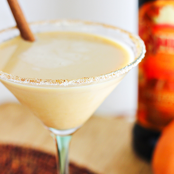 Kahlua Pumpkin Spice Martini Recipe