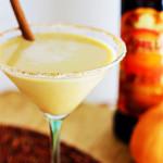Kahlua Pumpkin Spice Martini