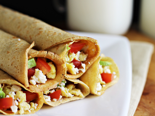 Breakfast crepe recipes easy