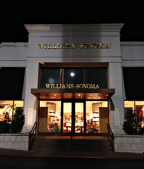 Williams-Sonoma #shop #cbias