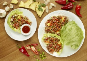 Celebrate National Pork Month at Pei Wei Asian Diner
