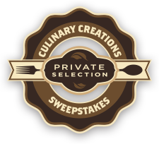 "Kroger Private Selection ""Culinary Creations"" Sweepstakes (expired)"