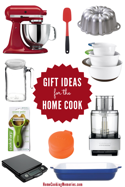 10 Favorite Gift Ideas For The Home Cook