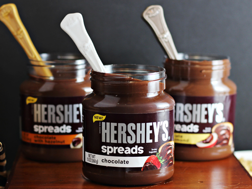 Hershey's Spreads #SpreadPossibilities #hersheysheroes