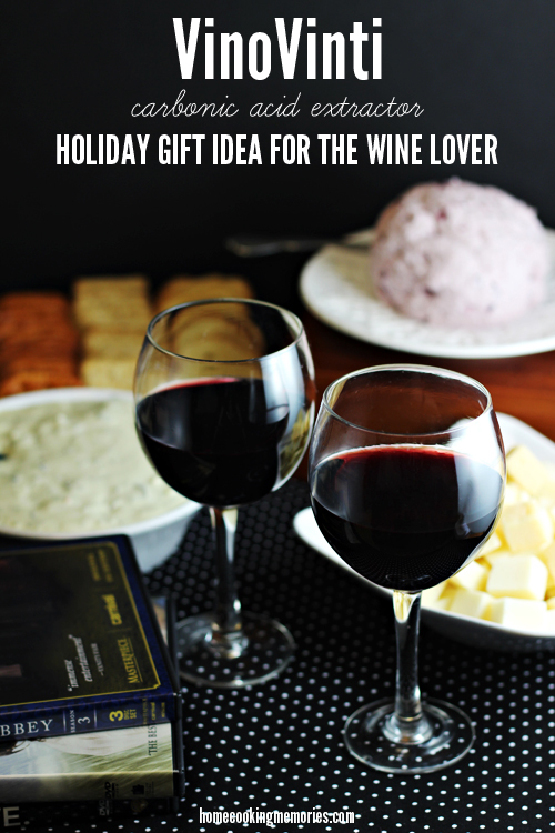 Holiday Gift Idea for the Wine Lover - VinoVinti