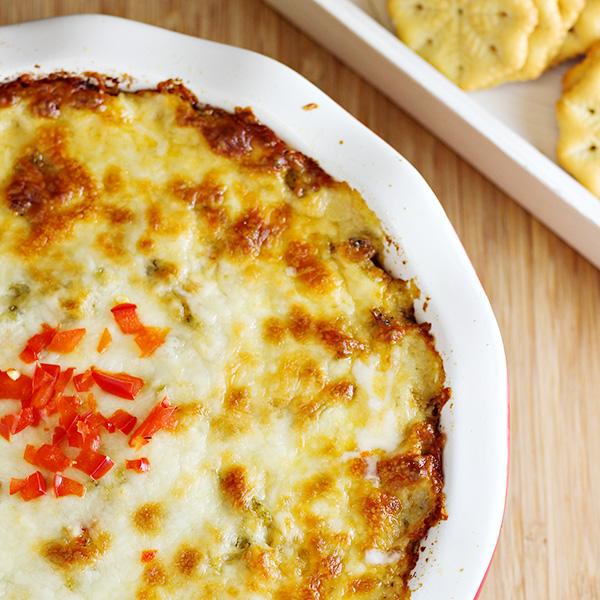 Easy Hot Broccoli Dip Recipe