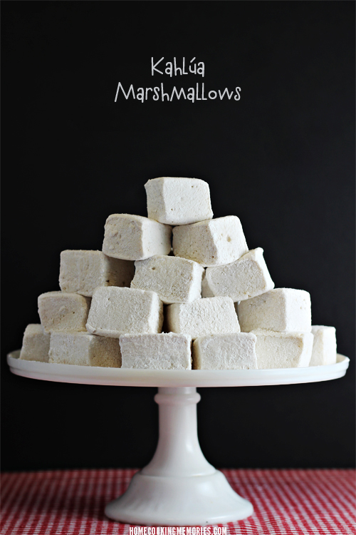 Kahlua Marshmallows