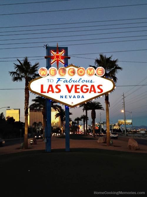Las Vegas Sign 1