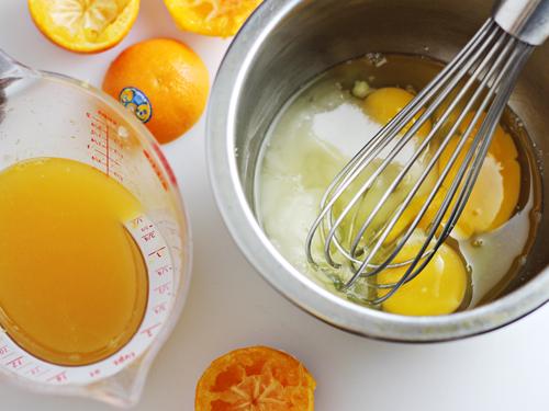 Mandarin Orange Curd