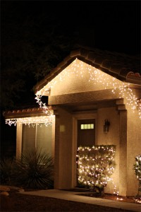 Holiday Light Installation with Redbeacon