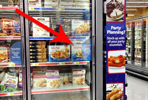 SeaPak Shrimp Spring Rolls at Walmart #PakTheParty #shop #cbias