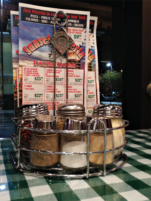 Sunset Pizzeria in Las Vegas