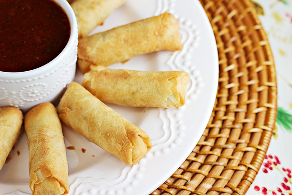 Sweet & Spicy Pineapple Dipping Sauce Recipe for Appetizers