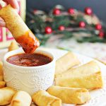 Sweet and Spicy Pineapple Dipping Sauce for Appetizers