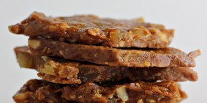 Tropical Toffee Brittle