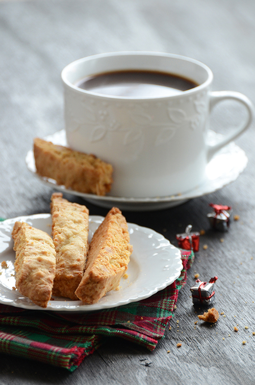Nutty Biscotti from An Edible Mosaic