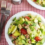 Chicken BLT Chopped Salad