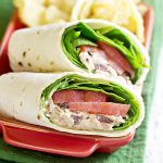 Greek Tuna Salad Wraps Recipe -sq